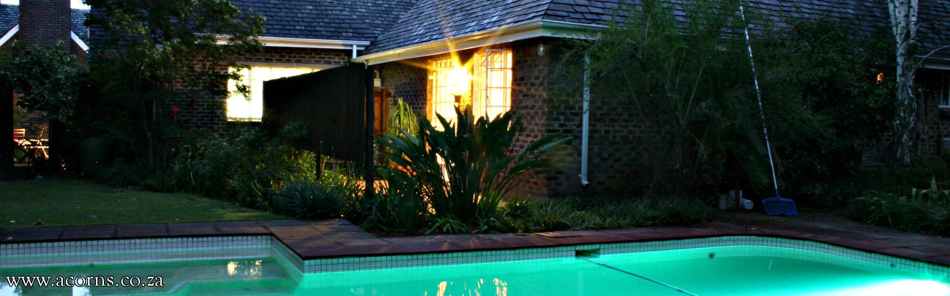 Acorns on 8th Self-catering accommodation in Parktown North, Johannesburg