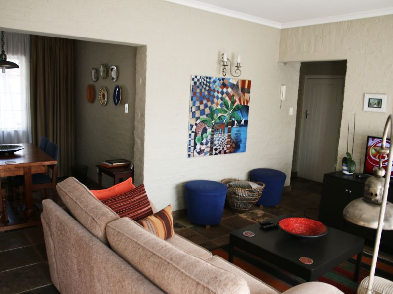 One bedroom self-catering accommodation in Johannesburg | Acorns on 8th