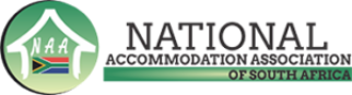 Acorns on 8th is Accredited with The National Accommodation Association of SA